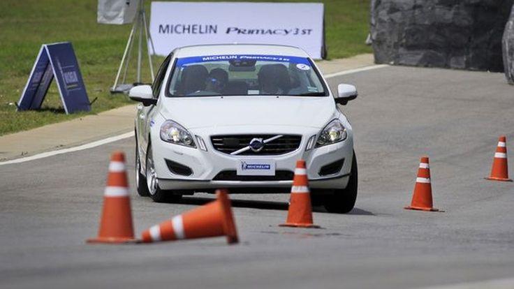 [VDO] ขับทดสอบยาง Michelin Primacy 3ST  ใหม่