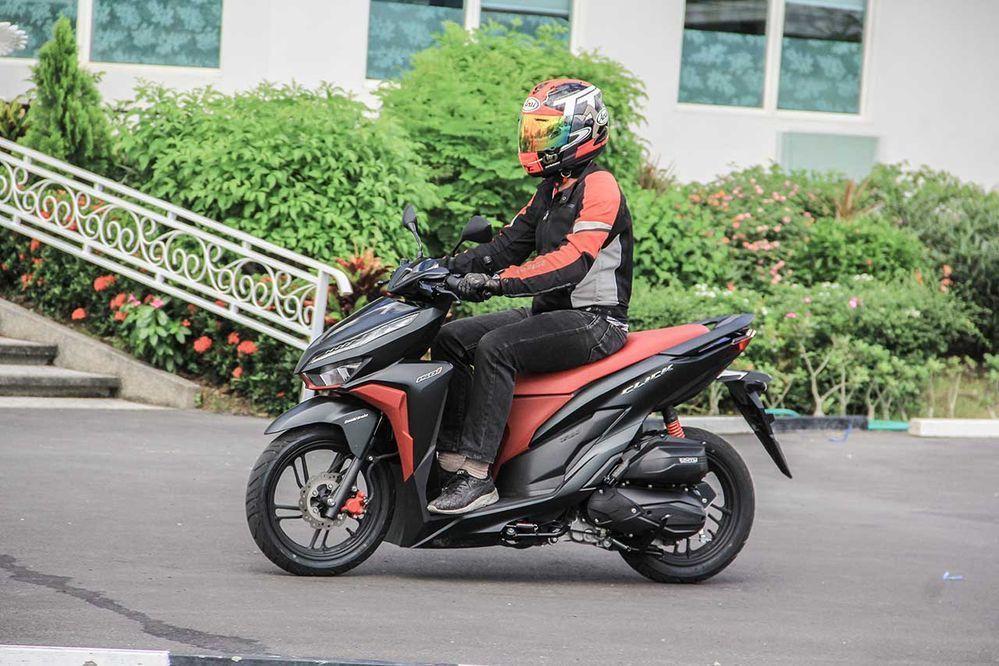 [Test Ride] รีวิว Honda Click 150i รถเล็กหัวใจใหญ่ ขุมพลัง 150 ซีซี