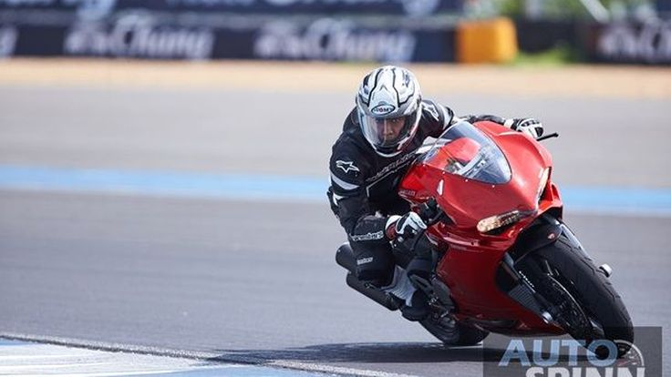 [Test Ride] 2016 Ducati 959Panigale: เปิดคันเร่งกับสปอร์ตสุดเซ็กซี่เร้าใจแกล้มคอร์สการขับขี่ระดับโลก