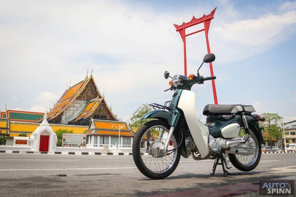 [Test Ride] All New Honda Super CUB 2018 เจแปนนิสเรโทรข้ามกาลเวลา