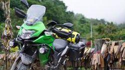 [Test Ride] Kawasaki Versys-X300 แอดเวนเจอร์ไซส์เล็กเด็ดสำหรับทางไกล