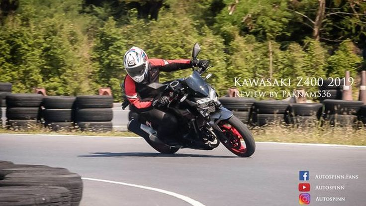 [Test Ride] รีวิว Kawasaki Z400 ขี่สนุก ขับง่าย แรงกำลังดี เป็นมิตรต่อผู้ขับขี่ในราคาที่ทุกคนสัมผัสได้