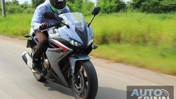 [Test Ride]2016 Honda CBR500R: สปอรต์ไบค์สำหรับทุกวัน สมรรถนะครบครัน คุ้มค่าทุกสตางค์ที่เสียไป
