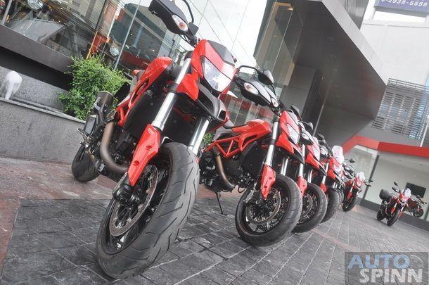 Test Riding Ducati Hyperstrada  รีวิวการขี่ Motard Tourer สุดมันส์  กว่า 400 กม.  กรุงเทพ-มวกเหล็ก