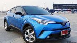[Test Drive] Toyota C-HR ครอสโอเวอร์ไฮบริด เน้นขับสนุก ออพชั่นแน่น สมรรถนะดี กับค่าตัว 1.159 ล้านบาท