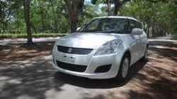 ขับทดสอบ Suzuki Swift เกียร์กระปุก  Eco Car สำหรับคนรักสนุก