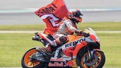 [MotoGP] มาเกซดวลเดือดกับโดวี่ยันโค้งสุดท้าย ก่อนคว้าแชมป์สนามไทยฯ ปีแรก