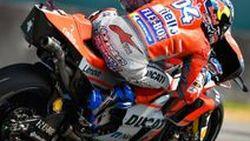 [MotoGP] สรุปการซ้อมวันแรก บ่าววีทำเวลาเร็วสุด 1.31.090 ด้านอมยิ้มล้มหนักในโค้ง 3 ถูกหามส่งโรงพยาบาล