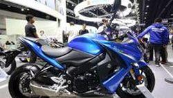 Thai Suzuki Motor เล็งเปิดตัวรถบิ๊กไบค์ 5 รุ่นใหม่ปีหน้า
