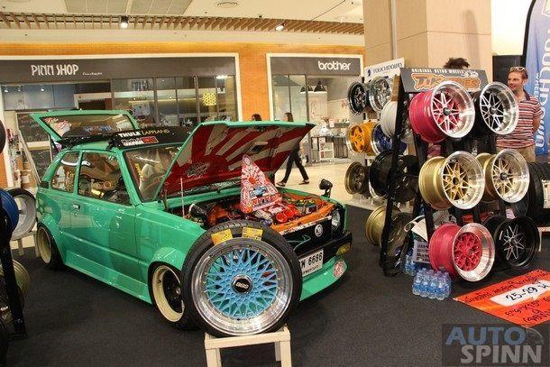 Thailand Auto Deco 2014  รวมพลรถซิ่ง รถแต่ง พร้อมการแข่ง Bangkok Super Gymkhana ใจกลาง The Grand Rama 9