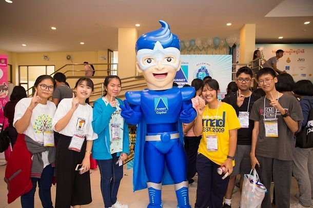 ซัมมิท แคปปิตอล สนับสนุนค่ายเยาวชน Thailand ICT Youth Challenge 2017