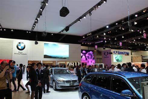 Motor Expo 2012 เดินหน้ารับ AEC ดึงทุกแอพพลิเคชันพัฒนามาตรฐานจัดงาน