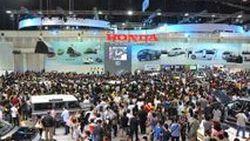 """ครึ่งทางงาน """"มหกรรมยานยนต์ ครั้งที่ 29"""" ยอดจองรถ 38,633 คัน Honda นำโด่ง!"""