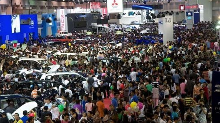 มาดู! มีอะไรน่าสนใจในงาน MOTOR EXPO 2012 ค่ายรถ 38+9 ยี่ห้อ ร่วมโชว์ของ