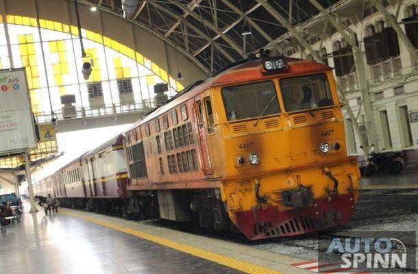 การรถไฟไทย เพิ่มเติมบริการเปิดจองตั๋วโดยสารผ่านอินเตอร์เน็ตด้วยระบบ E-Ticket (e-TSRT) เป็นครั้งแรก
