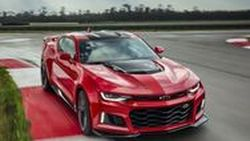 Chevrolet Camaro ZL1 รุ่นใหม่ อาจมาพร้อมขุมพลังทะลุ 650 แรงม้า