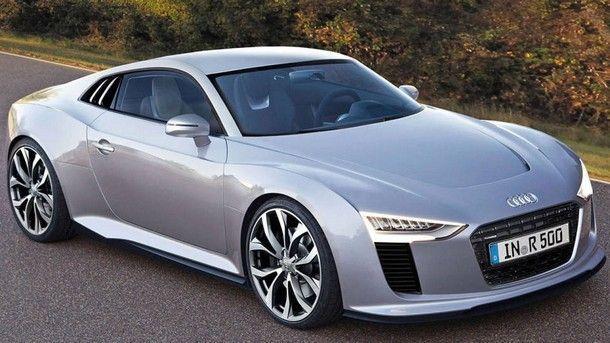 ภาพหลุดชุดใหม่กับ New Audi R5  ว่าที่สปอร์ตคาร์รุ่นใหม่ดีไซน์โฉบเฉี่ยว