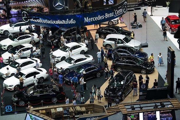 ส.อ.ท.ปลื้มยอดขายรถยนต์ปี 60 ทะลุเป้ากว่า 8.7 แสนคัน