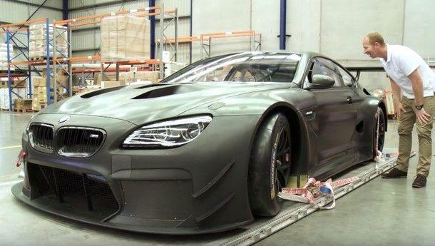 อย่างหล่อ !! BMW M6 GT3 สุดยอดสปอร์ตคูเป้ รุ่นใหม่คันแรกของประเทศออสเตรเลียมาถึงแล้ว