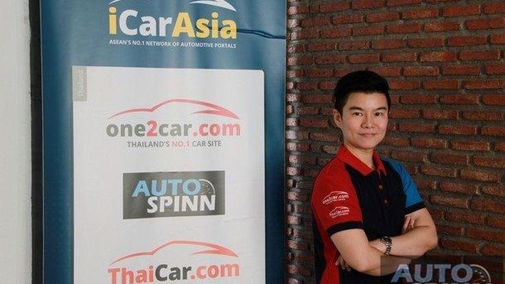 iCar Asia Thailand ตั้งเป้ายอดปีนี้โต 30% ตอกย้ำผู้นำสื่อรถยนต์ออนไลน์ ลุยพัฒนาธุรกิจซื้อ-ขายรถจบในที่เดียว