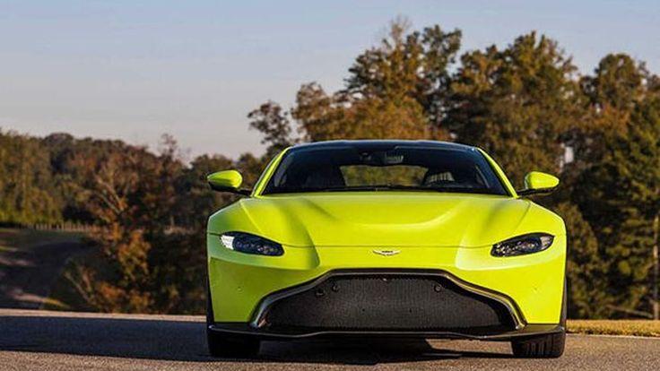"""เปิดเบื้องหลังการออกแบบ """"หน้าปลาดุก"""" ของ Aston Martin Vantage"""