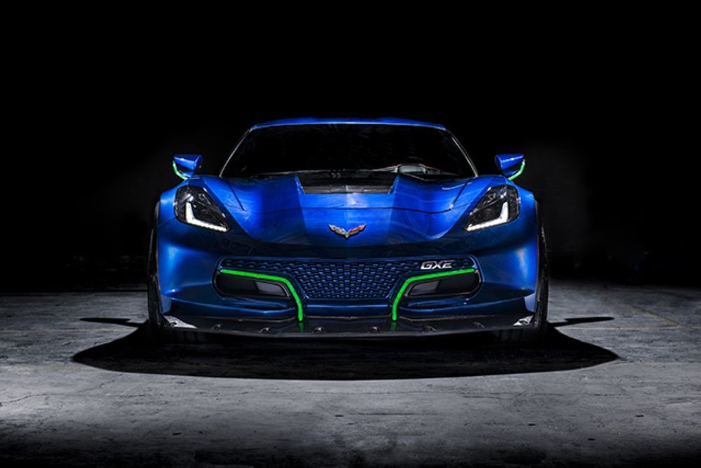 Genovation โชว์เหนือ เตรียมเปิดตัว The GXE หรือ Chevrolet Corvette เวอร์ชั่น EV พลัง 800 แรงม้า