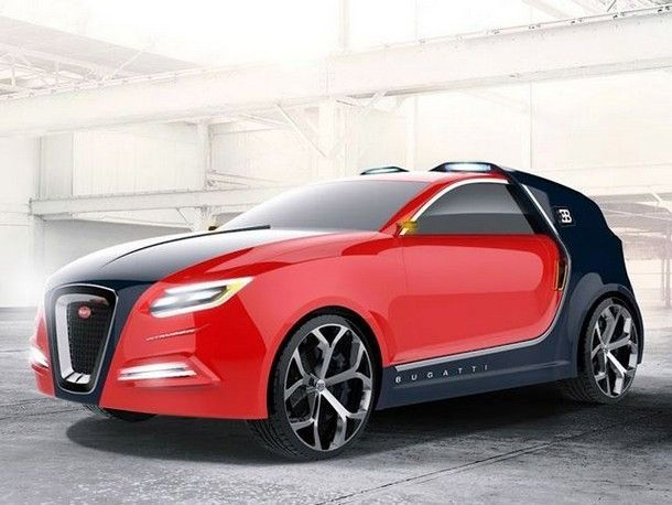 Bugatti อาจล้มเลิกคอนเซปต์การพัฒนา Crossover สมรรถนะสูงของค่าย