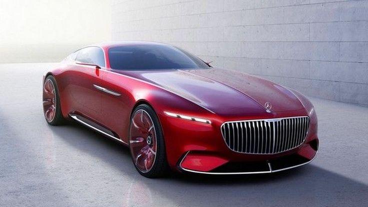 เปิดตัวแล้ว !! Mercedes-Maybach 6 Concept เมื่อความหรูหรา มาพร้อมความล้ำสมัยขั้นสุด