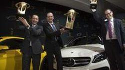 เมอร์เซเดส-เบนซ์กวาด 3 จาก 5 รางวัลรถยนต์ยอดเยี่ยมแห่งปี ที่เหลือเป็นของบีเอ็มดับเบิลยู-ซีตรองคว้าไปแบรนด์ละหนึ่ง
