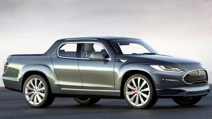 ถ้า Tesla พัฒนารถปิกอัพอาจมีความเป็นไปได้ที่จะมีรูปลักษณ์แบบนี้