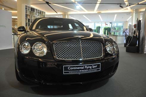 พาชมภาพบรรยากาศงาน The World of Bentley ณ สยามพารากอน