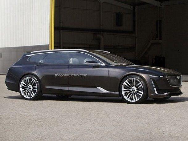 Cadillac เผยรุ่น Escala จะทำให้ลูกค้าชาวอเมริกัน กลับมาสนใจรถประเภทวาก้อนอีกครั้ง
