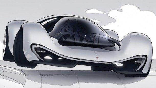 McLaren เผย Hypercar รุ่นใหม่ที่คาดกันว่าจะเป็นต้นแบบของ P1 ในรุ่นต่อไป