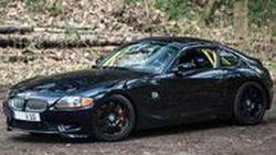 โรสเตอร์สายโหด !! BMW Z4 ที่มาพร้อมเครื่องยนต์ V10 พลัง 550 แรงม้า ของ Dodge Viper