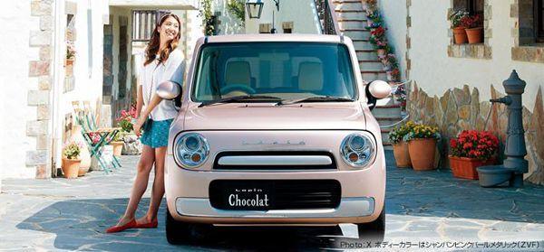 [TIME2014] Suzuki หยั่งกระแสโชว์ Lapin Chocolat – Hustler อาจทำตลาดจริง