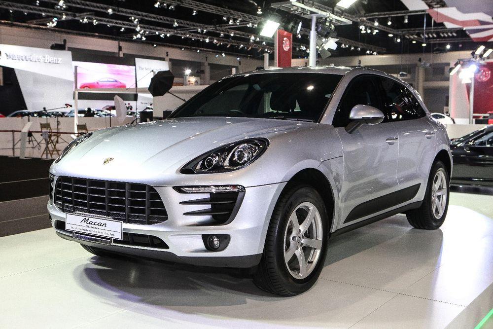 [TIME2014] ปอร์เช่ คาเยนน์ เอส อี-ไฮบริด เผยโฉมครั้งแรกในไทยที่งาน Motor Expo