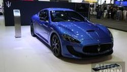 [TIME2014] มาเซราติ ฉลองครบรอบ 100 ปี เปิดตัวรุ่นพิเศษ Maserati GranTurismo MC Stradale
