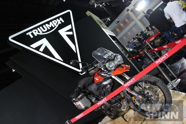 [TIME2014] สัมภาษณ์ คุณดอม เหตระกูล  กรรมการบริหาร  Britbike  กับการรีแบรนดิ้ง Triumph ทั้งโลโก้ และโครงสร้างราคาใหม่