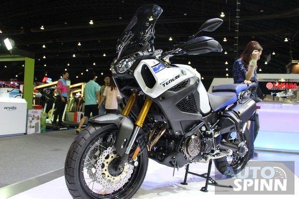 [TIME2014] 2015 Yamaha Super Trenere ใหม่ มาพร้อมเทคโนโลยี YCC-T