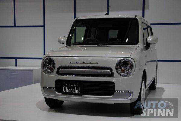 [TIME2014] Suzuki เอาใจสาวๆ ด้วย Lapin Chocolat แต่ไม่ขายจริง