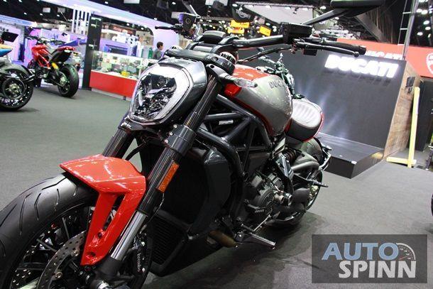 [TIME2016] Ducati XDiavel Custom Project 3 รุ่น 3 สไตล์ที่โดดเด่นและรายละเอียดที่โดนใจ