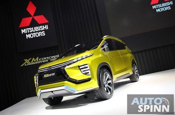 [TIME2016] พาไปชม Mitsubishi XM Concept คอนเซปต์ต้นแบบรถ 7 ที่นั่ง รุ่นใหม่ น่าสนใจไม่เบา !!