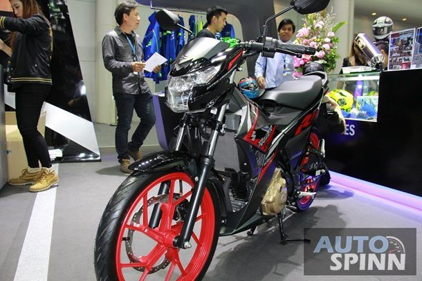 [TIME2016] แฟมิลี่สปอร์ตตัวพ่อ Suzuki Raider R150 กับโฉมใหม่ที่ทันสมัยกว่าเดิม