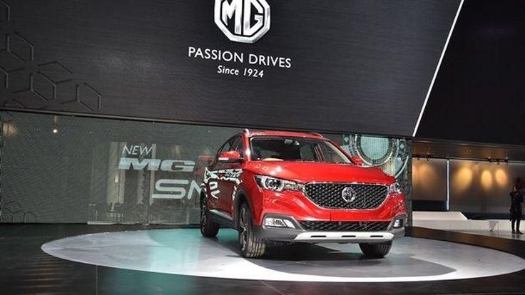 TIME2017 : MG ZS ทำตัวเลขยอดจองได้กว่า 500 คัน ภายในระยะเวลา 5 วันของงาน Motor Expo 2017