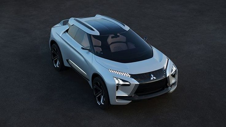 [Tokyo2017] Mitsubishi เผยโฉม e-Evolution Concept