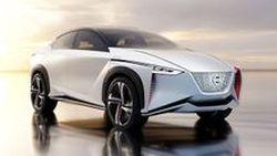 [Tokyo2017] Nissan IMx Crossover รถต้นแบบพลังไฟฟ้า ขับขี่อัตโนมัติ