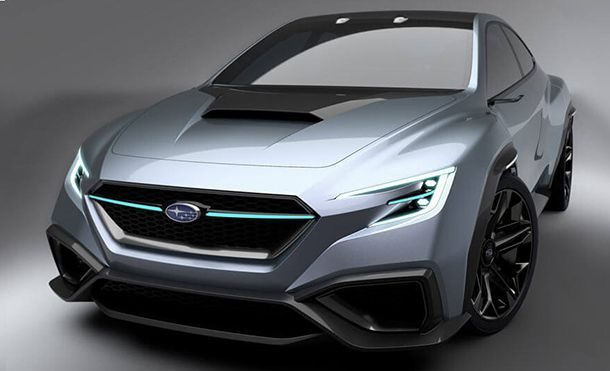 [Tokyo2017] Subaru Viziv Performance Concept สปอร์ตซีดานยุคใหม่