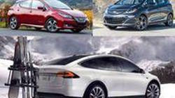 ชม 5 อันดับรถยนต์พลังงานไฟฟ้าที่มีระยะทางขับเคลื่อนไกลที่สุดในปี 2018