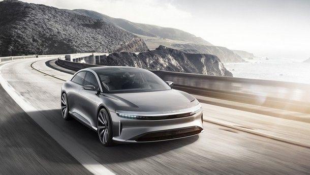 Lucid เผยราคารถยนต์ไฟฟ้าพลัง 1,000 แรงม้า รุ่นท็อปสุดอาจเคาะราคาราวๆ 1.65 แสนเหรียญ หรือราวๆ 5.7 ล้านบาท