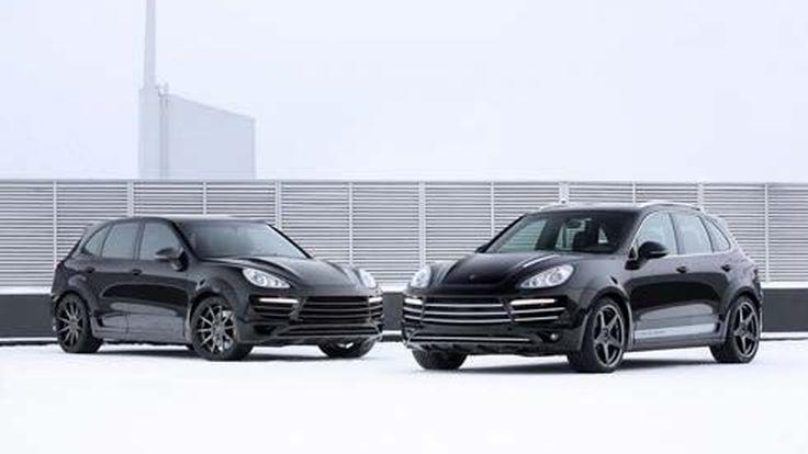 TopCar ปล่อยชุดแต่ง Vantage 2 สำหรับ SUV หรูรวยตั้งแต่เกิด Porsche Cayenne